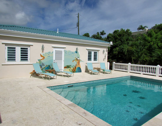 Caribbean Private Villa - Mara Lee, St. Croix